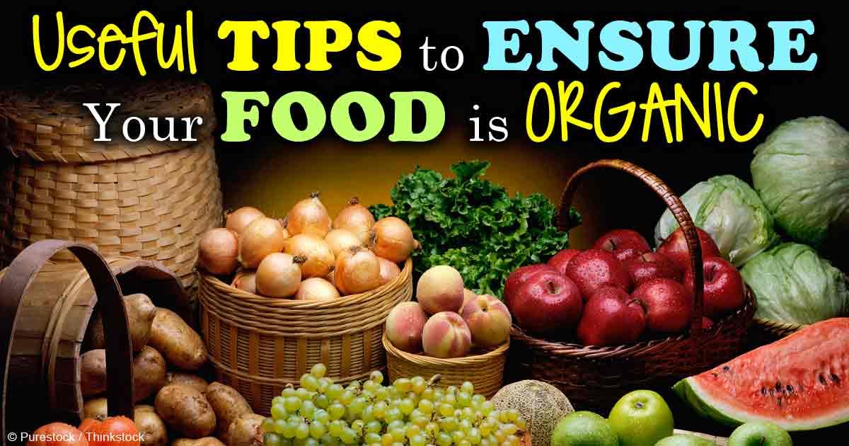 organic food articles