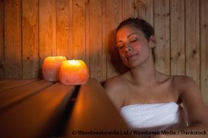 Desintoxicacion en Sauna