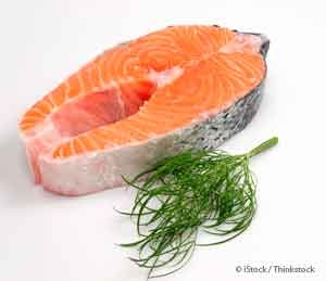 astaxanthin rich salmon