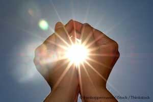 sun exposure benefits