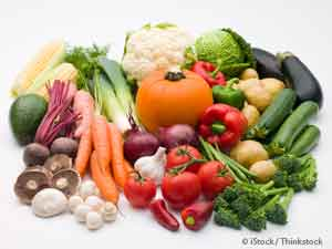 vegetable antioxidants