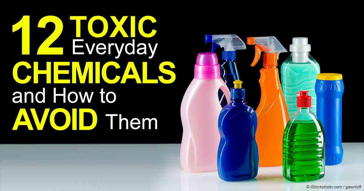 Unsafe  The Truth Behind Everyday Chemicals