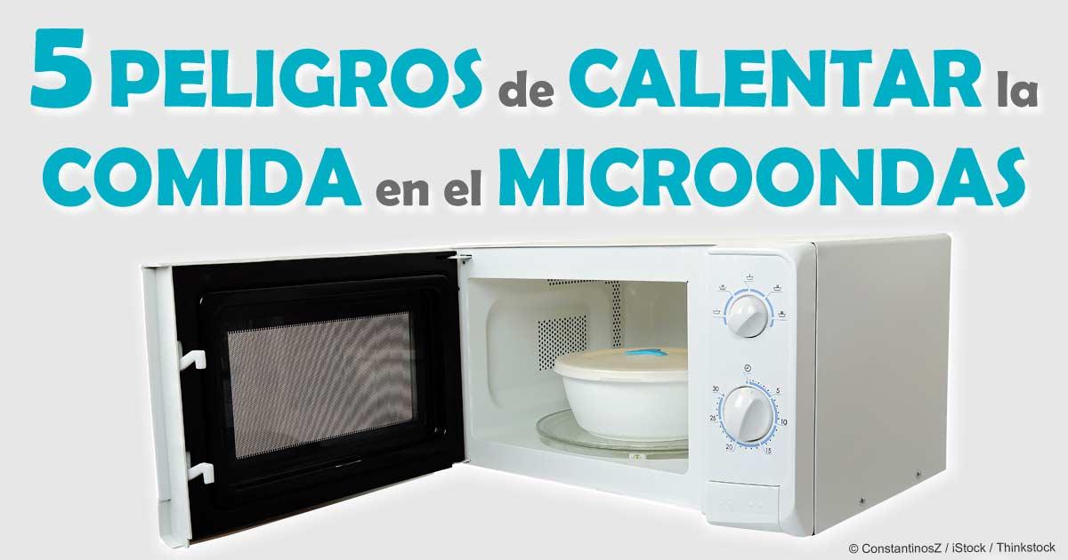 Los peligros ocultos de cocinar en microondas for Cocinar en microondas