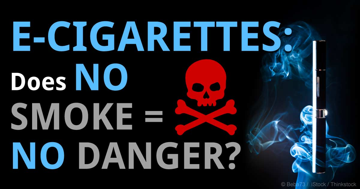 E cigarette UK age