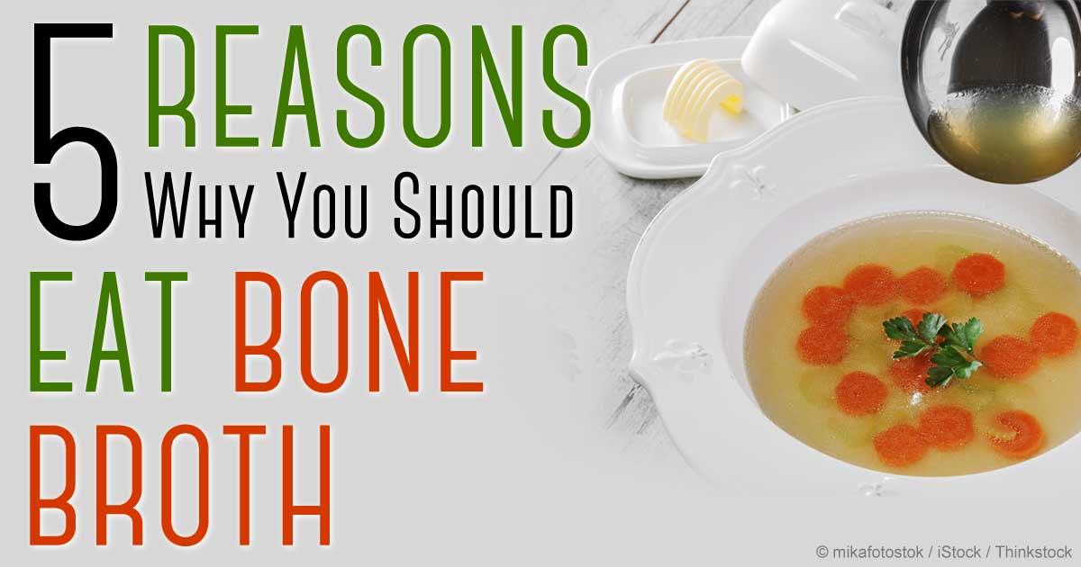 Bone BrothA Nourishing Food for Virtually Any Ailment