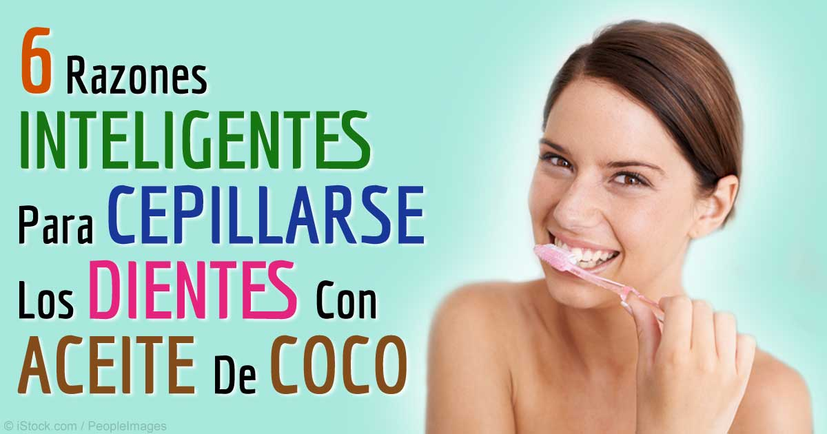 6 Maneras De Empezar A Utilizar Aceite De Coco Como Pasta Dental