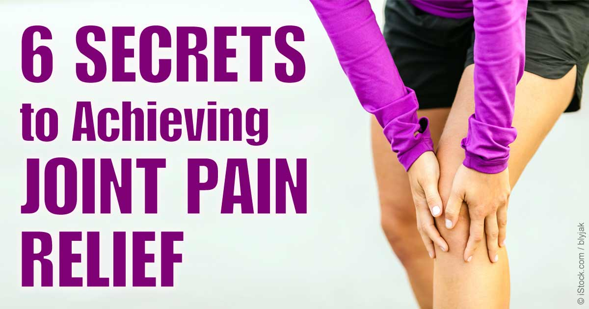 Major secret in achieving joint pain relief solutioingenieria Choice Image
