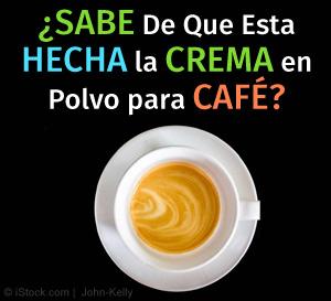 Sabe Crema en Polvo para Cafe