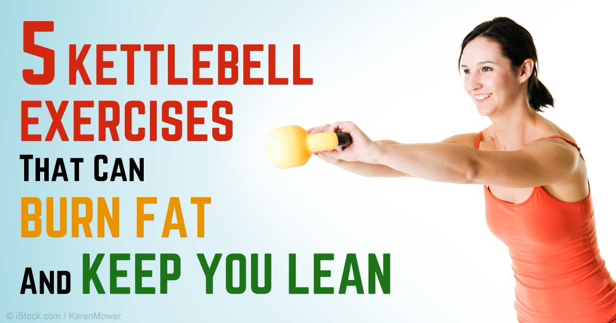 Build Strength And Power With Kettlebell Workouts