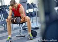 Targeted Workouts Can Strengthen Men's Bones in Middle Age
