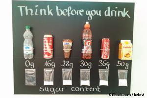 Azucar en Soda