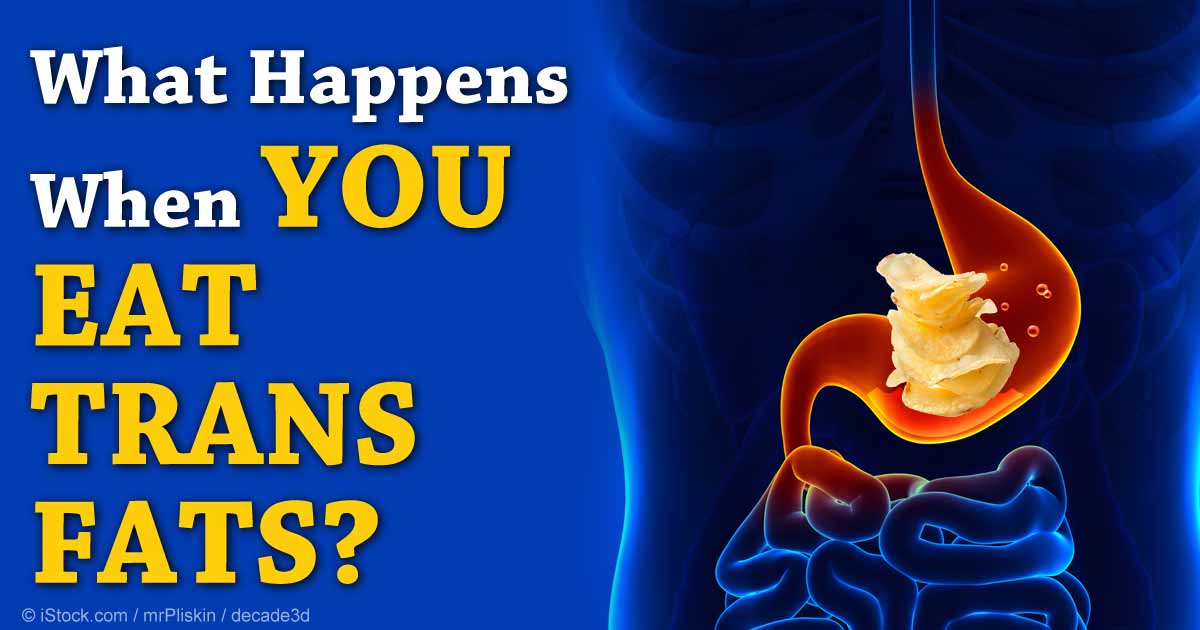 How much trans fats should you eat-3778