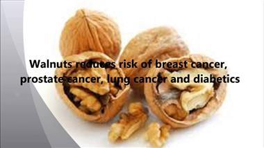 Can a Handful of Walnuts Keep the Doctor Away?