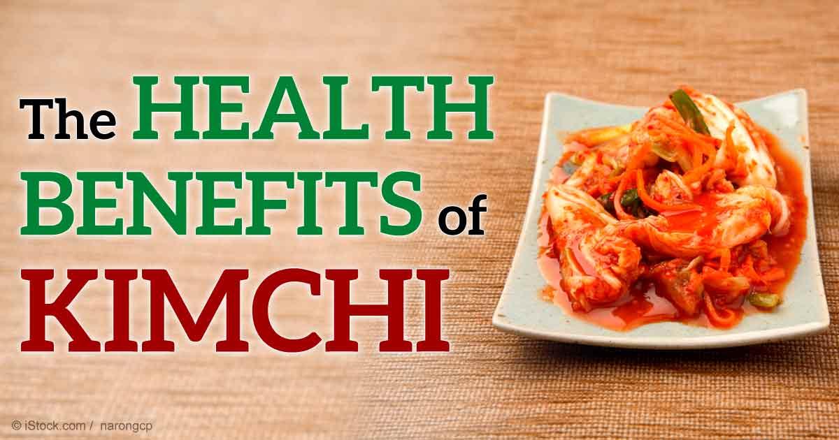 Is Kimchi Healthy Food