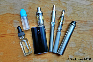 Electronic cigarette supplier