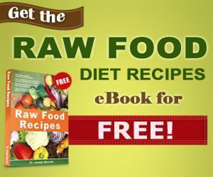 raw food ebook