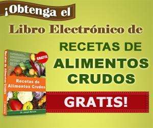 alimentos crudos ebook