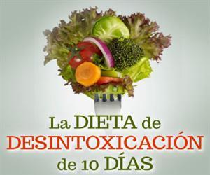 dieta desintoxicacion