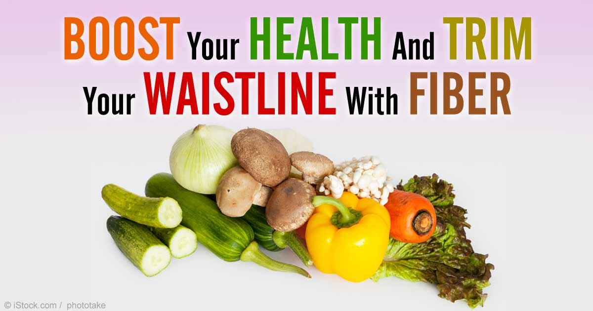 A High Fiber Diet Helps Boost Weight Loss