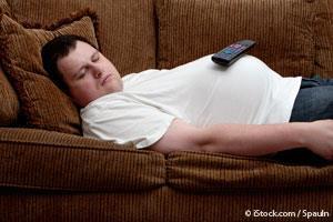 недостаток упражнений