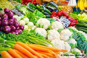 Vegetales Organicos