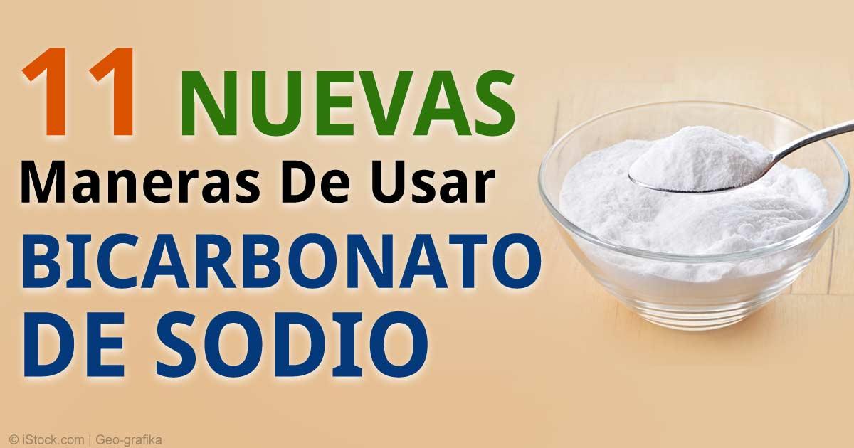 Baños De Tina Con Bicarbonato De Sodio:11 Sorprendentes Beneficios del Uso de Bicarbonato de Sodio
