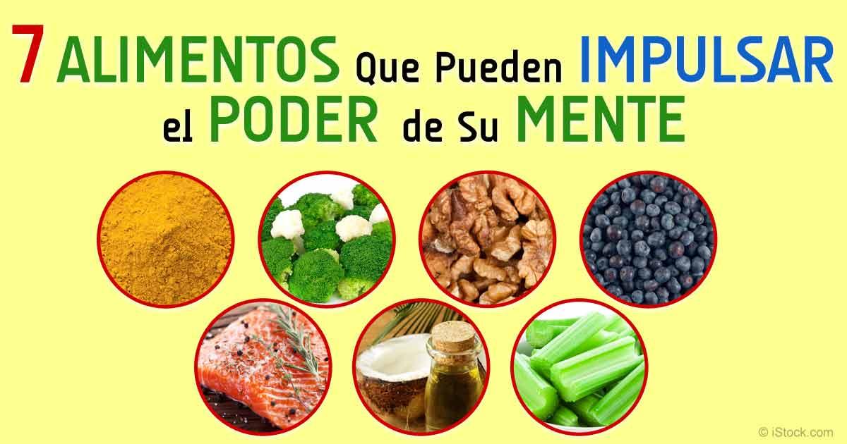 Los Mejores 7 Alimentos para Aumentar su Inteligencia
