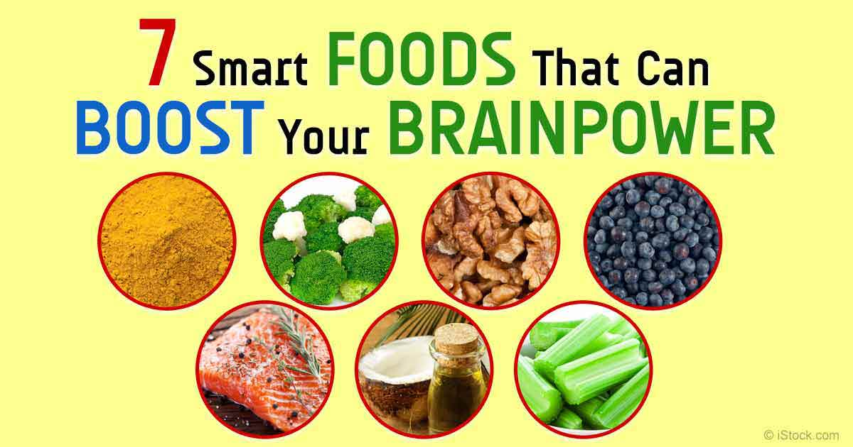 top 7 health foods that can help improve brainpower