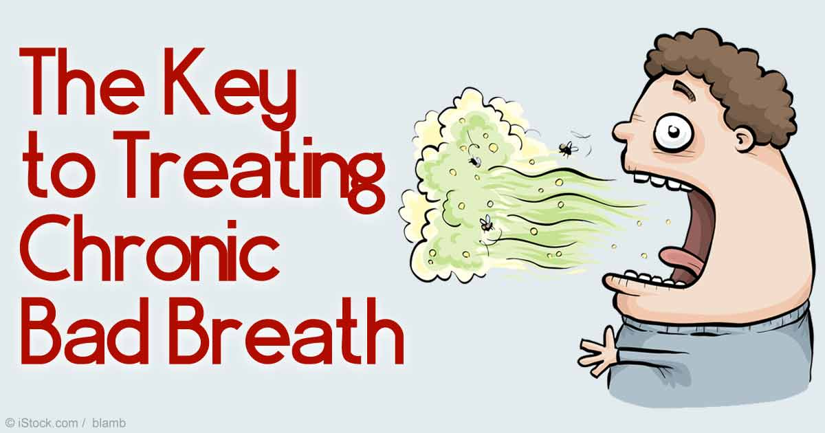 Natural Cure For Bad Breath From Stomach