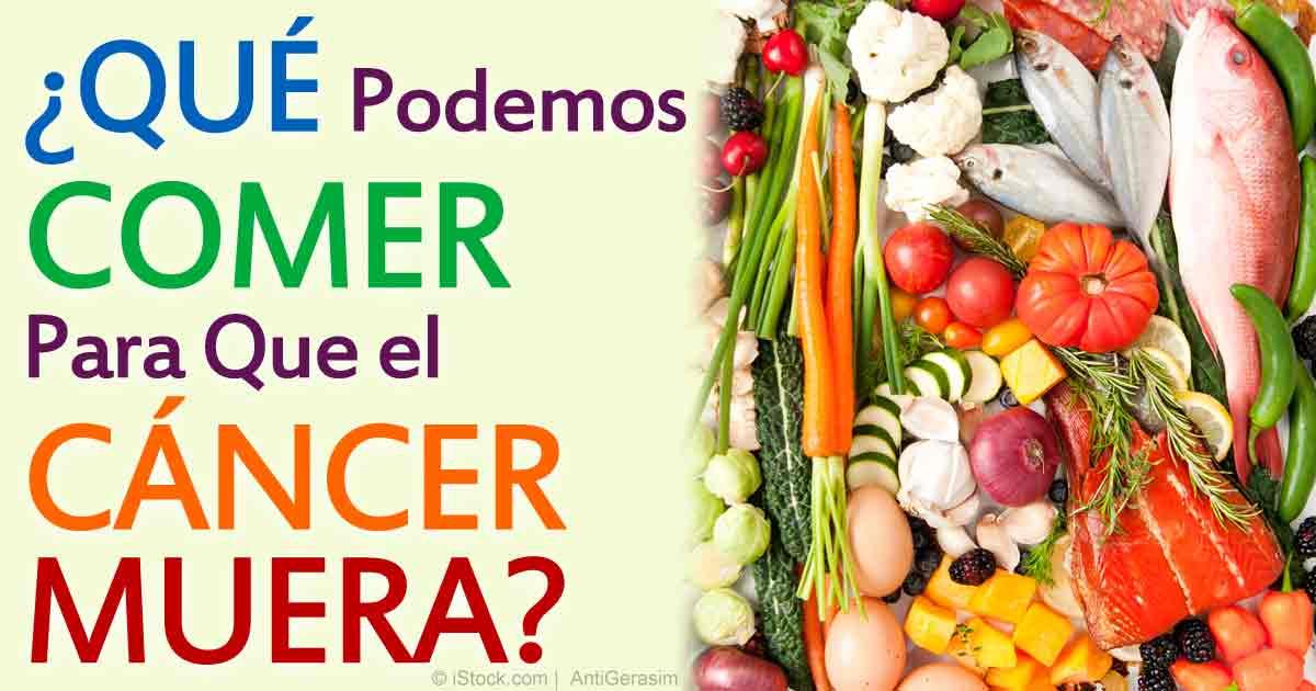 La manera natural y efectiva para matar el c ncer y la obesidad - Alimentos previenen cancer ...