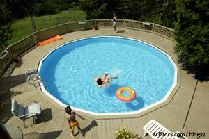 Flame Retardants in Swimming Pool