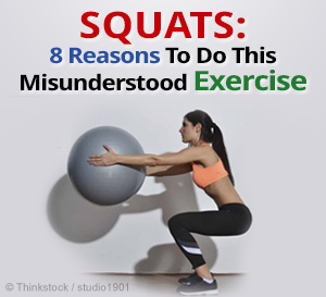 perfect squat exercise