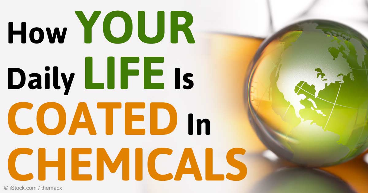 chemicals used in daily life pdf