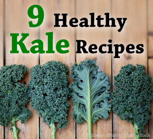 healthy kale recipes