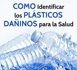 plasticos dañinos para la salud