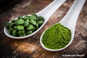 Beneficios de Chlorella