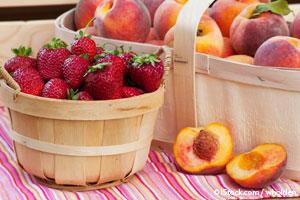 Eating Fresh Foods
