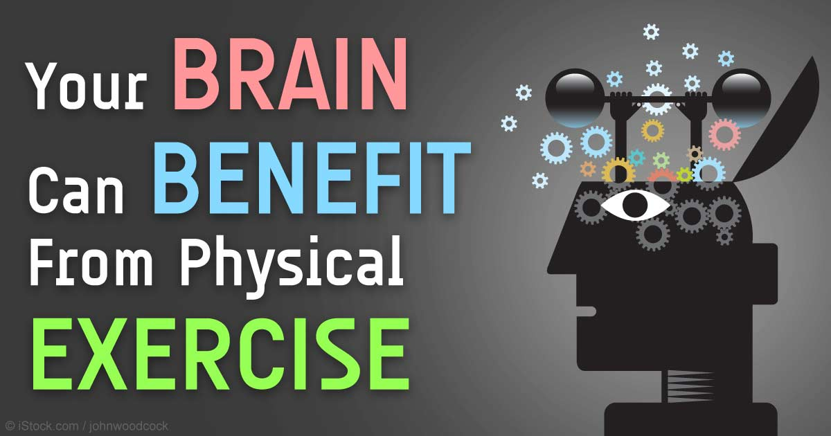 Your Mental Health May Benefit with Exercise