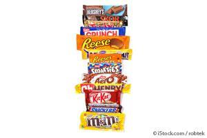 Chocolate Candy Bars