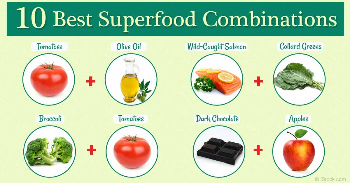 Is Synthetic Oil Better >> 10 Superfoods That Work Better Together