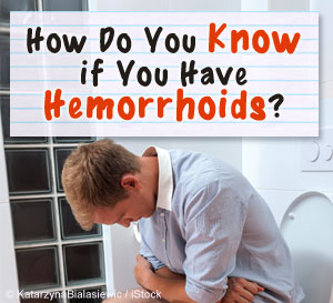 knowing internal hemorrhoids