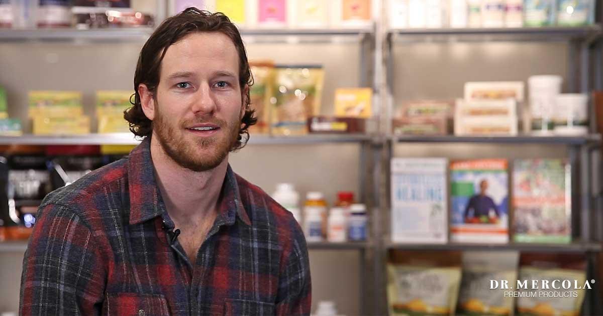 Eat Real Food: Adopting a Natural, Organic Lifestyle