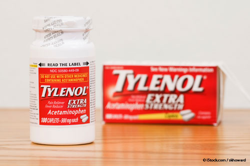 Tylenol Toxicosis