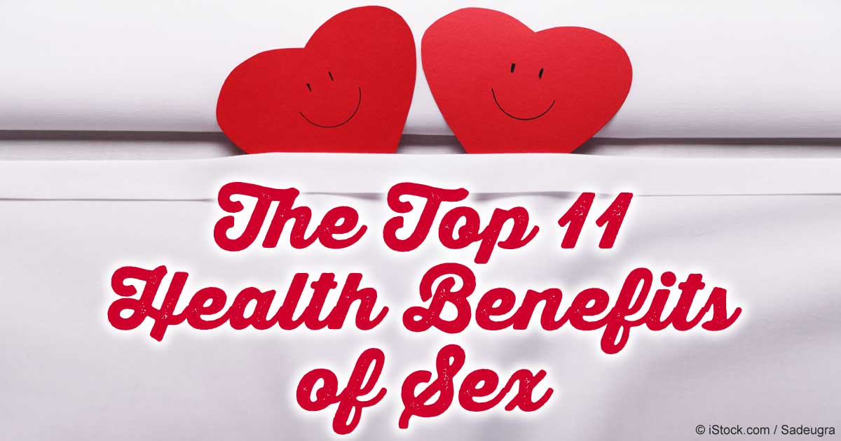Top 11 Health Benefits Of Sex-3918