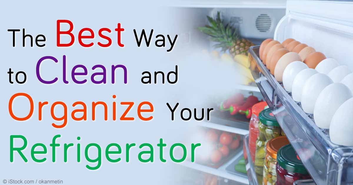 Best Way To Clean And Organize Your Refrigerator
