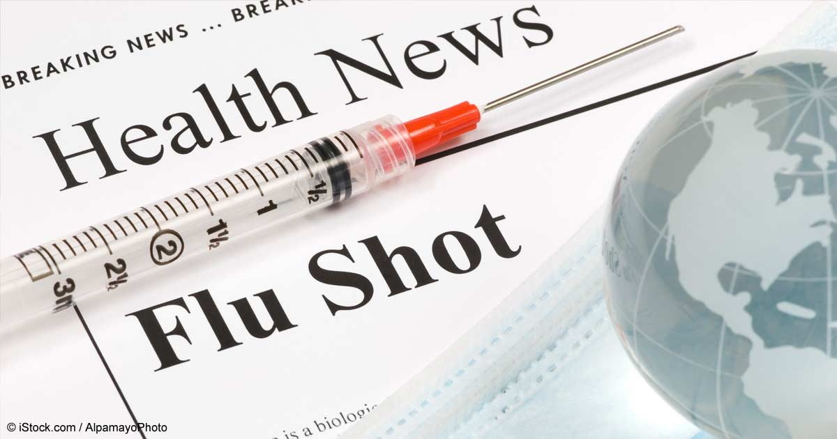 article on flu Read current news and medical research on influenza a, influenza b, including symptoms, vaccines and treatments for flu viruses.