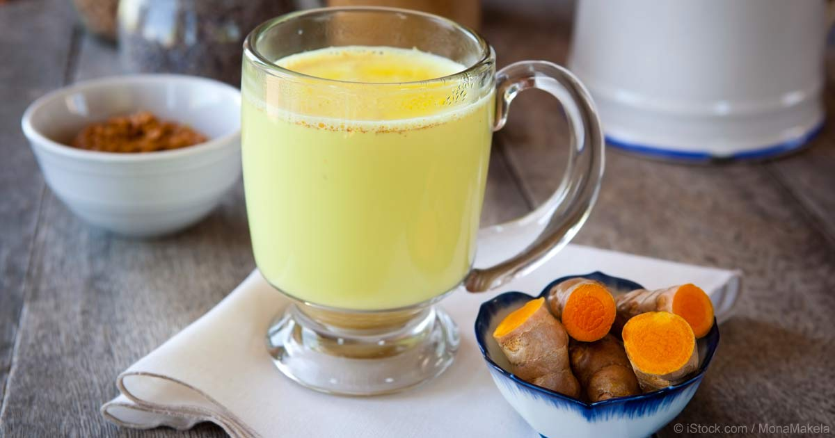 """Drink This """"Golden Milk"""" At Night & See The Amazing Results in the Morning!"""