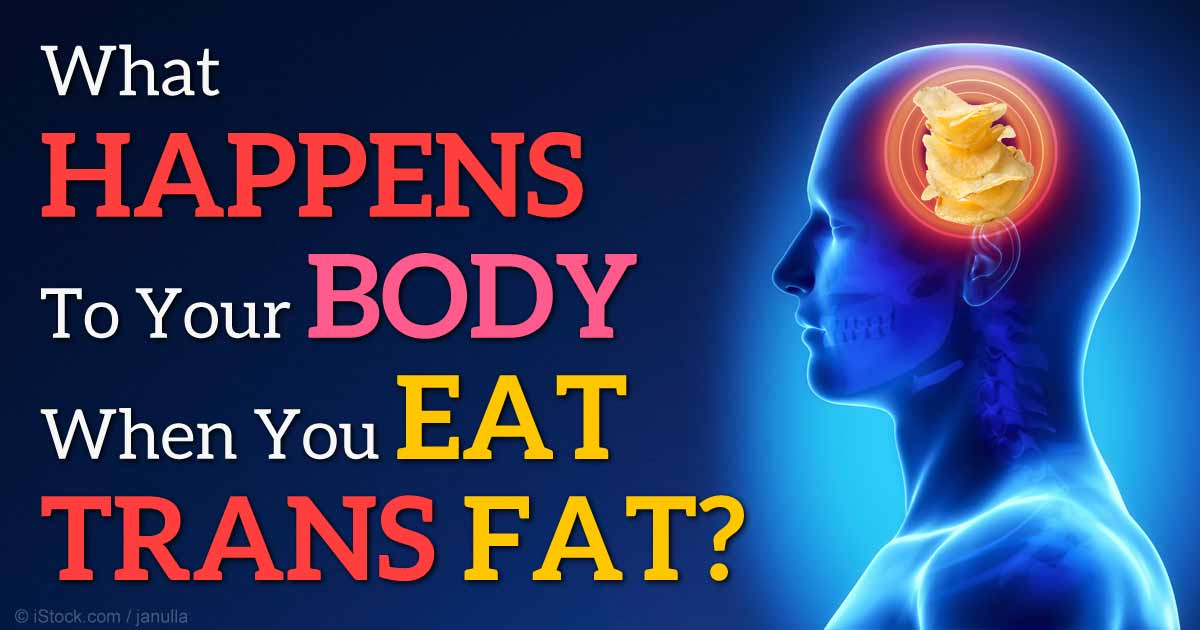 What Happens To Your Body When You Eat Trans Fat