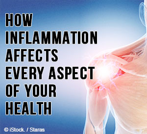 inflammation triggers disease symptoms
