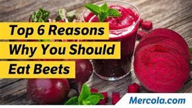 Power Up With Beets